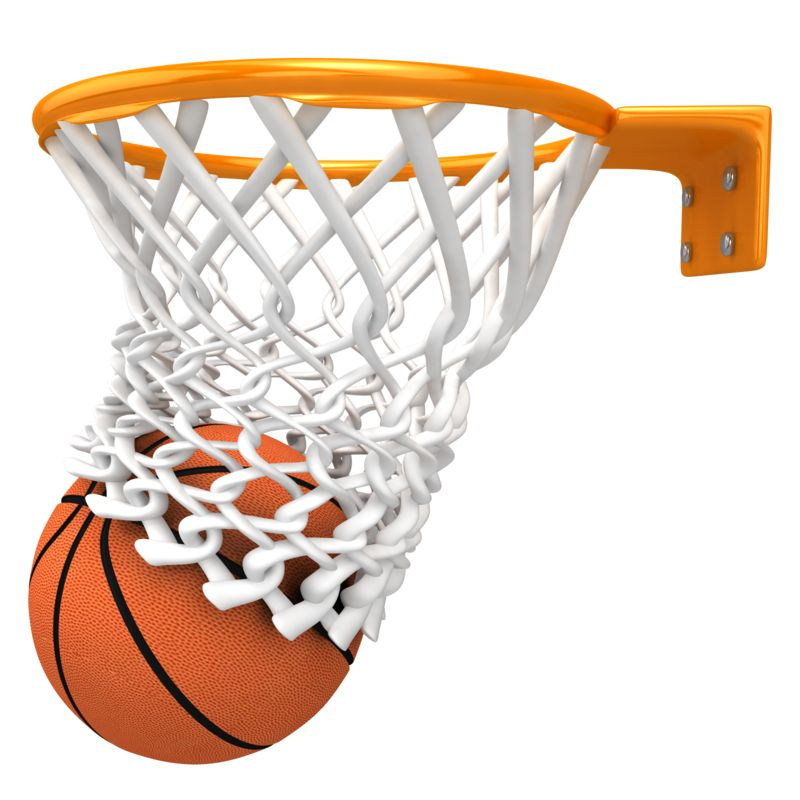 Clipart - Basketball Score