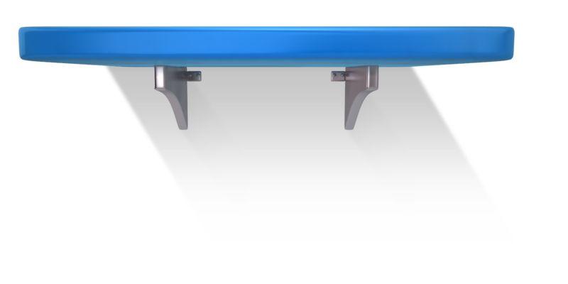 Clipart - Single Shelf Wall
