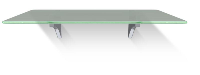 Clipart - Single Glass Shelf Wall
