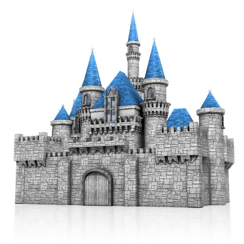 Clipart - Castle