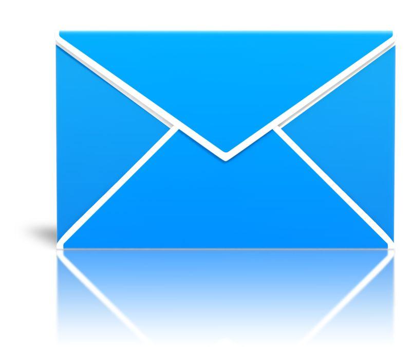 Clipart - Letter Reverse Side