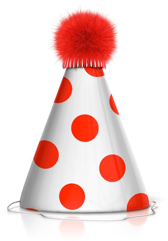 Clipart - Party Hat