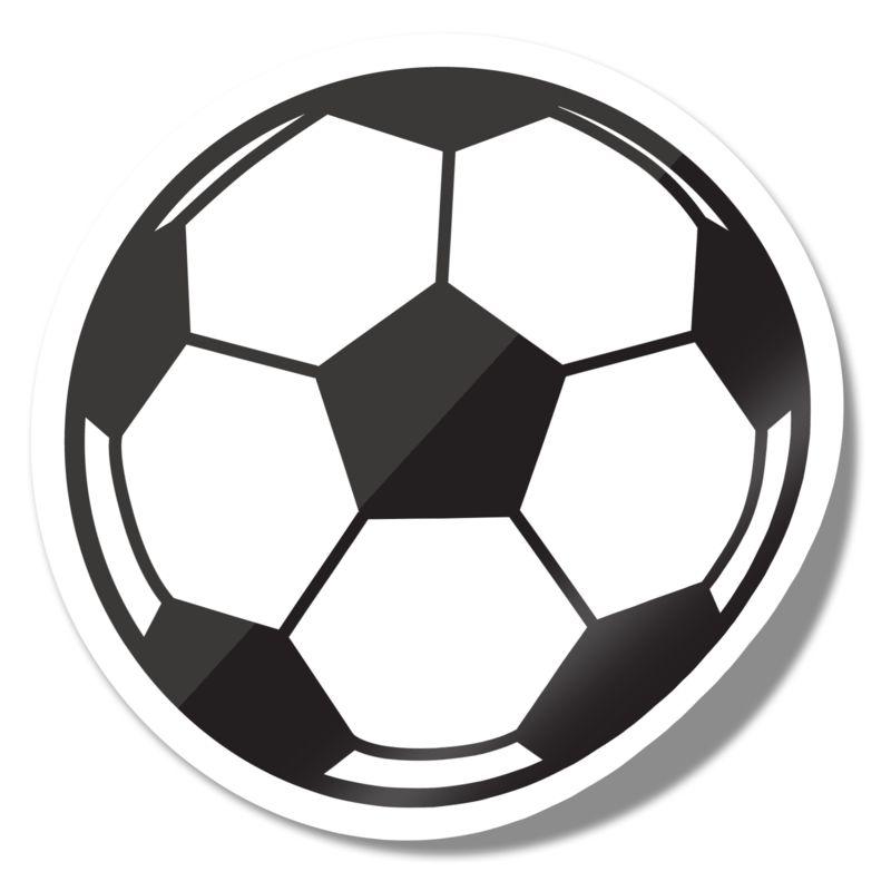 Clipart - Soccer Ball Icon Sticker