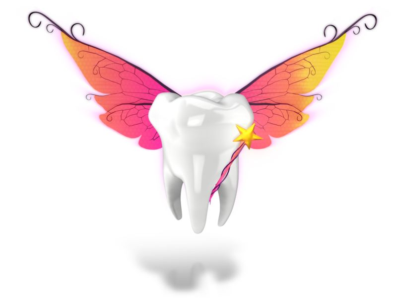 Clipart - Tooth Fairy