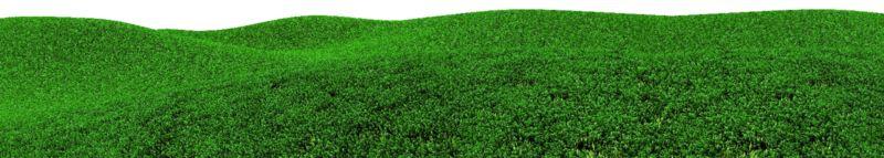 Clipart - Green Grassy Hills