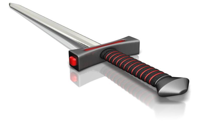 Clipart - A Sword
