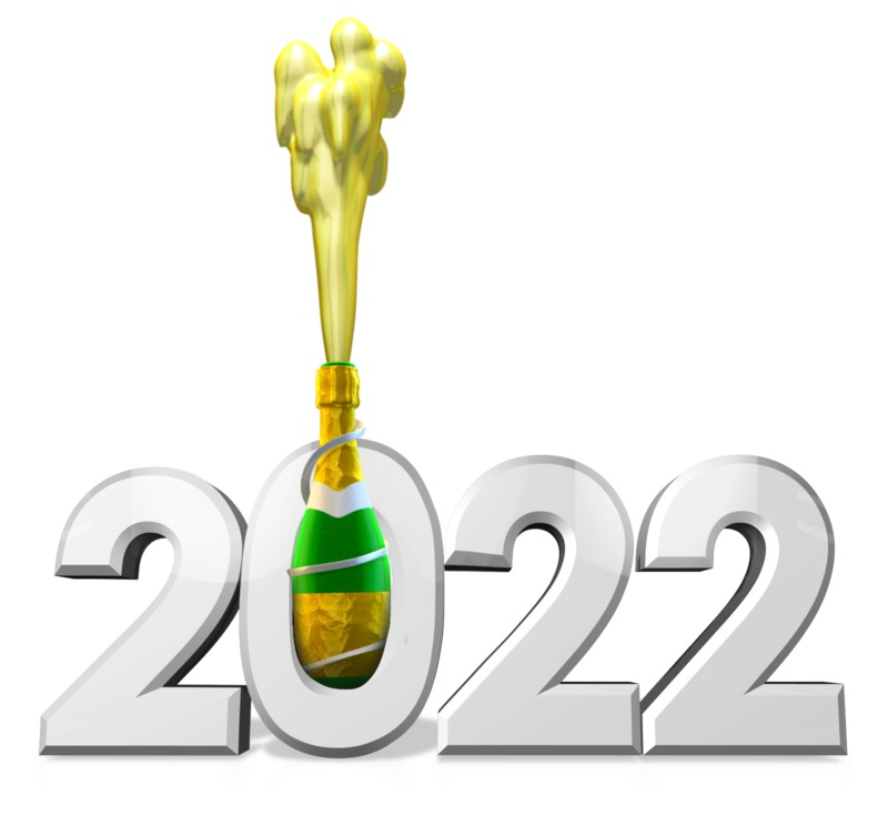 This Presentation Clipart shows a preview of Champagne Celebration Custom