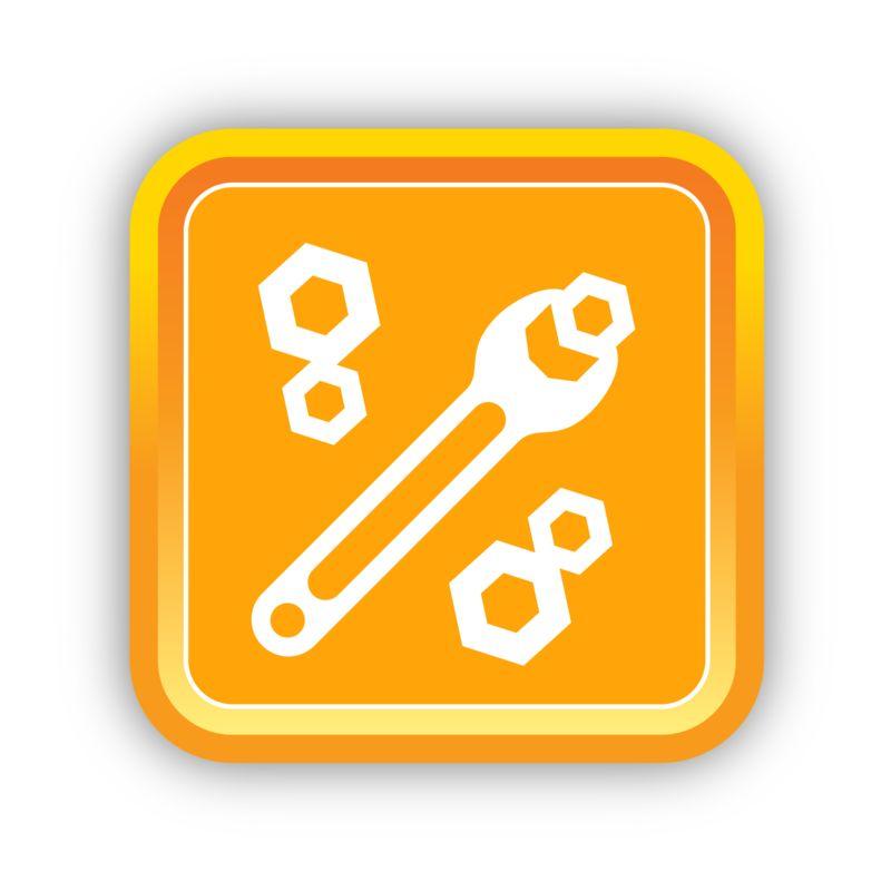 Clipart - Construction Tools