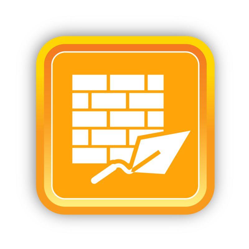 Clipart - Construction Bricks