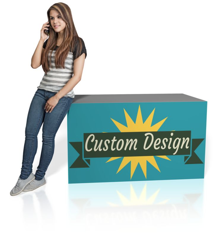 This Presentation Clipart shows a preview of Young Girl Lean Custom