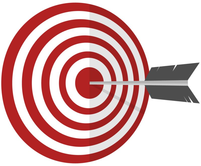 Clipart - On Target