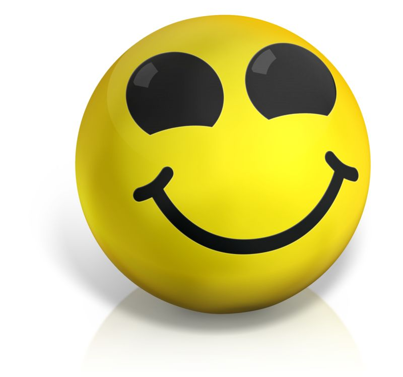 Clipart - Happy Emotion Ball