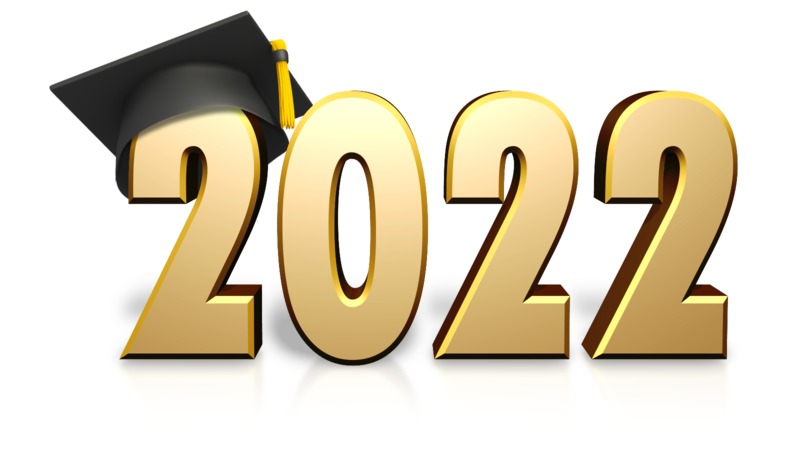 This Presentation Clipart shows a preview of Custom Text Graduation