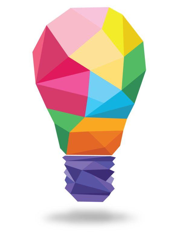 Clipart - Light Bulb Shapes