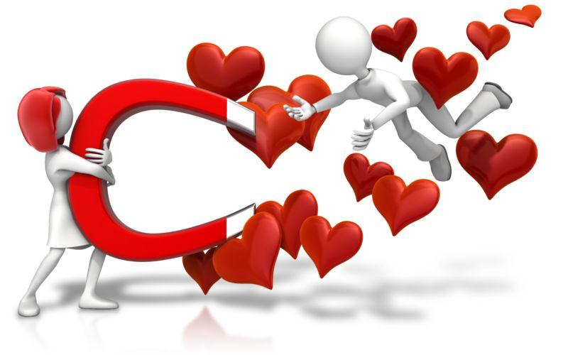 Clipart - Love Attraction Male