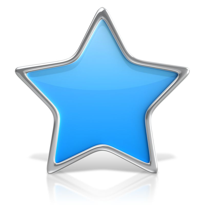 Clipart - Basic Star