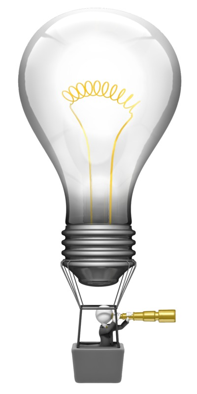 Clipart - Light Bulb Search Ideas