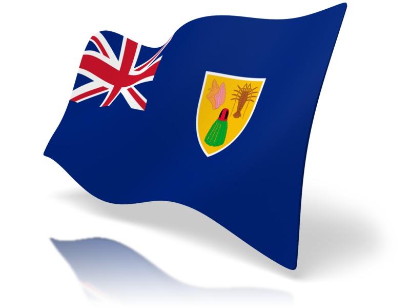 Clipart - Flag Turks And Caicos