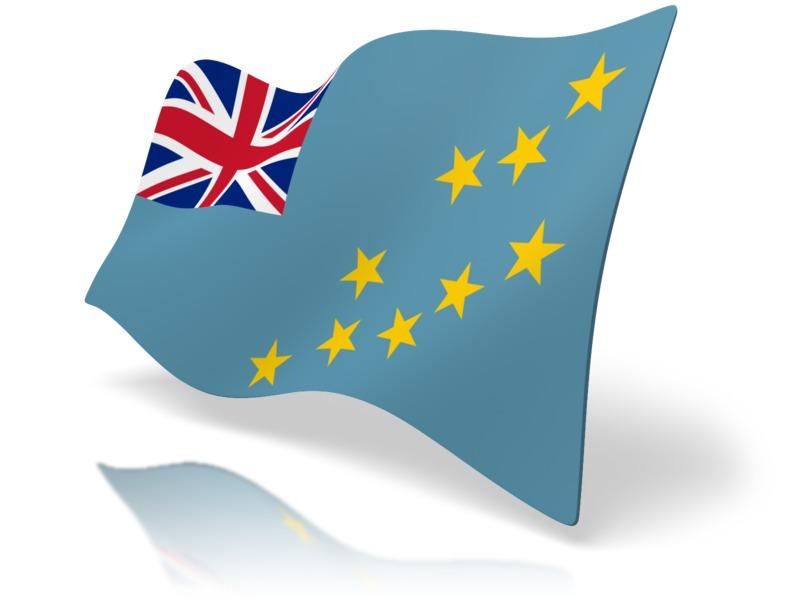 Clipart - Flag Tuvalu