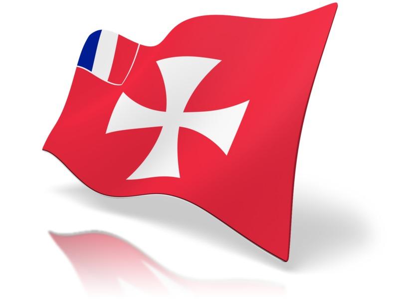 Clipart - Flag Wallis And Futuna