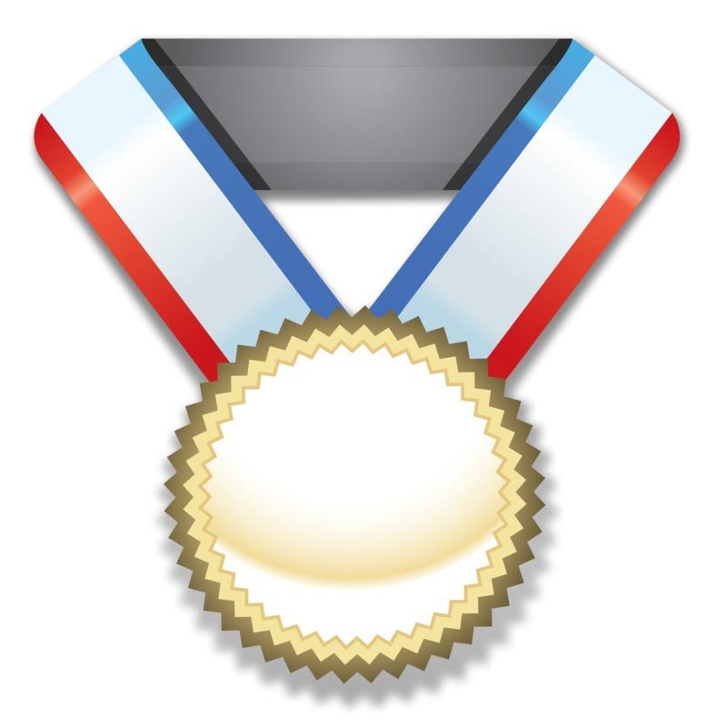 Clipart - Gold Medal Award