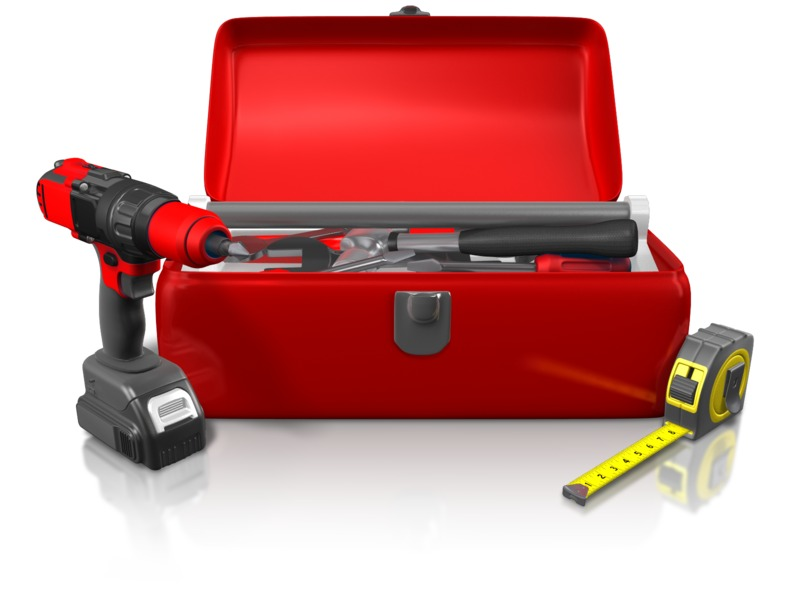 Clipart - Large Toolkit