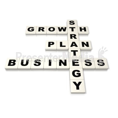 Business Plan Strategy  PowerPoint Clip Art