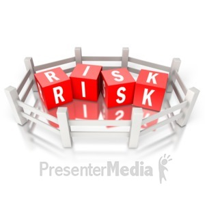 ID# 5468 - Risk Management - Presentation Clipart