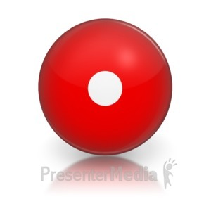 ID# 5804 - Harvey Ball Excellent - Presentation Clipart