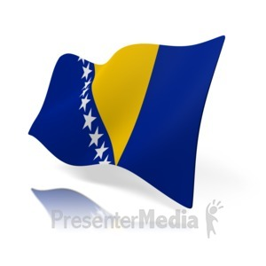 ID# 12352 - Bosnia And Herzegovina - Presentation Clipart