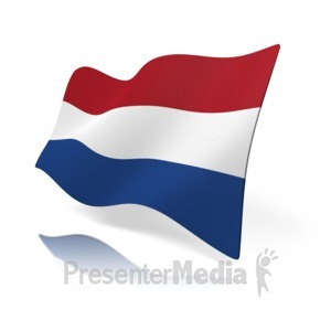 ID# 12856 - Netherlands - Presentation Clipart