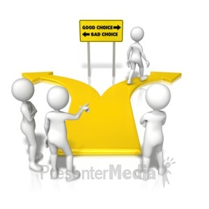 ID# 14597 - Good Model To Others - Presentation Clipart