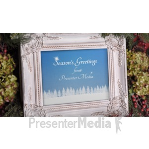 ID# 15989 - Holiday Fame Custom - Presentation Clipart