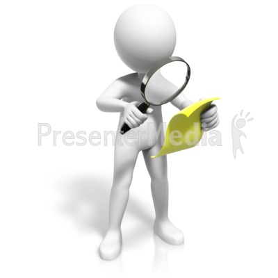 Inspect This Page PowerPoint Clip Art