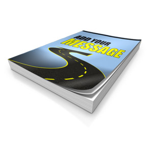 ID# 18555 - Single Custom Paperback Book - Presentation Clipart