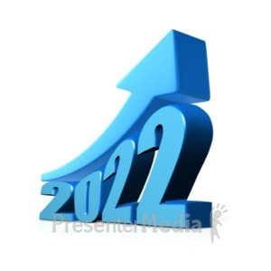 ID# 21265 - Custom Year Growth - Presentation Clipart