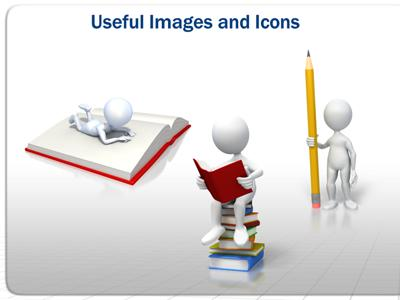 Class answers a powerpoint template from presentermedia toneelgroepblik Image collections