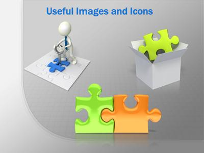 Puzzle Piece Pie Chart A Powerpoint Template From Presentermedia