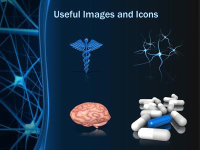 Brain neurons a powerpoint template from presentermedia toneelgroepblik Gallery