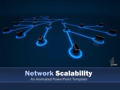 Networking connection a powerpoint template from presentermedia toneelgroepblik