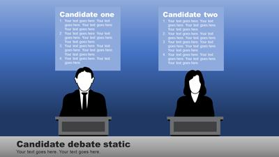 election time a powerpoint template from presentermedia com