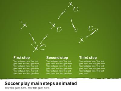 Soccer playbook a powerpoint template from presentermedia toneelgroepblik Choice Image