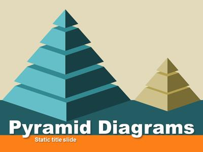 Pyramid Diagrams A Powerpoint Template From Presentermedia