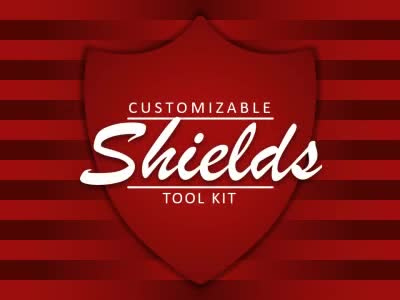 ID# 16477 - Shields Tool Kit - PowerPoint Template