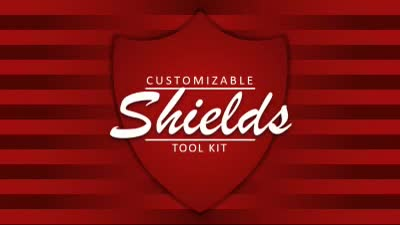 ID# 16478 - Shields Toolkit - PowerPoint Template