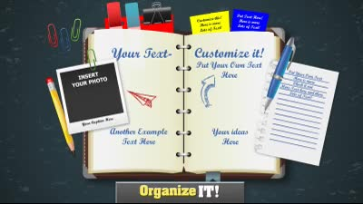 Organize It! PowerPoint Template