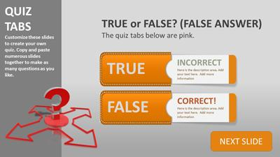 Quiz tabs a powerpoint template from presentermedia powerpoint template loading preview close maxwellsz