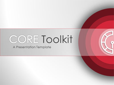 ID# 19761 - Core Tool Kit - PowerPoint Template