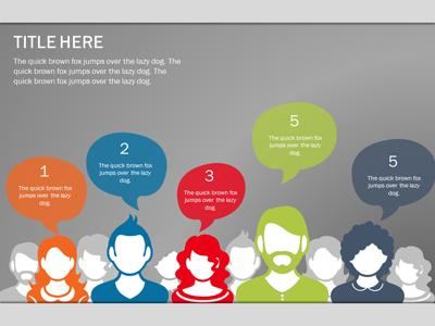 Social network a powerpoint template from presentermedia toneelgroepblik Images