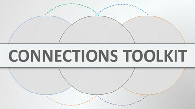 ID# 21589 - Connections Toolkit - PowerPoint Template